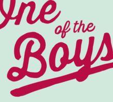 Holtzmann One Of The Boys Sticker