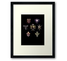 Glory to the Alliance Framed Print