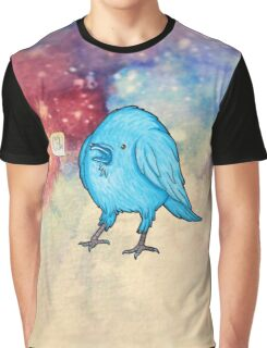 Riley the Raven Graphic T-Shirt