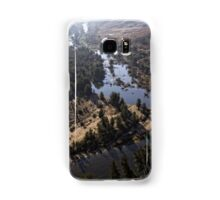 Woodstock Nature Reserve, view from Shepherd's Lookout (Canberra/ACT/Australia) Samsung Galaxy Case/Skin