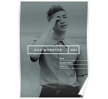 Youth - Rap Monster Poster