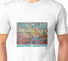 Argentina! Argentina! por Diego Manuel Unisex T-Shirt