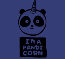 Im A Pandicorn Tank Top