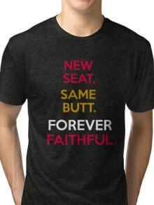 San Francisco 49ers Levi Stadium Fan Shirt Tri-blend T-Shirt