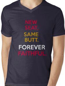 San Francisco 49ers Levi Stadium Fan Shirt Mens V-Neck T-Shirt