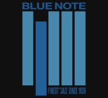 Blue Note - The Finest In Jazz Kids Clothes