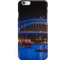 Vivid Sydney from Lavender Bay iPhone Case/Skin