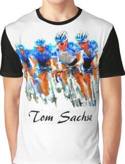 Cyclist Tee Shirt Graphic T-Shirt