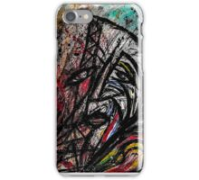 portrait of a catalyst iPhone Case/Skin