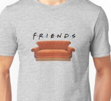 Friends couch Unisex T-Shirt