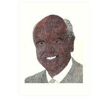 jimmy Paterson Art Print