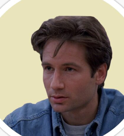 circle mulder Sticker