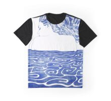 Water Nymph LXII Graphic T-Shirt