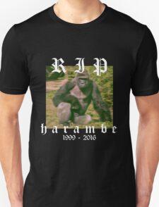RIP HARAMBE Unisex T-Shirt