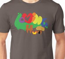 Loving Hut 01 Unisex T-Shirt