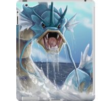 GYARADOS THE GREAT  iPad Case/Skin