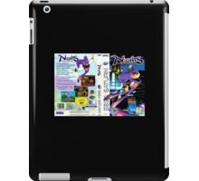 Nights Sega Saturn  iPad Case/Skin