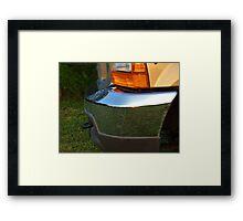 Bumper Crop Reflection Framed Print