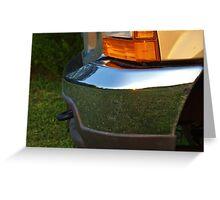 Bumper Crop Reflection Greeting Card