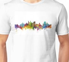 Cambridge England Skyline Unisex T-Shirt