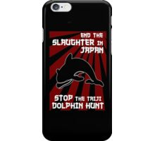 Protest the Taiji Dolphin Hunt 3 iPhone Case/Skin