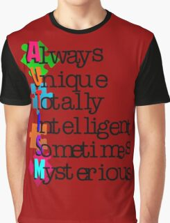 Autism Meaning Graphic T-Shirt