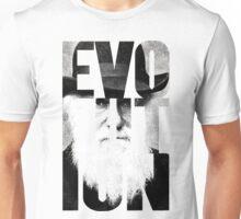 Claim to Fame Series 01 - Charles Darwin Unisex T-Shirt