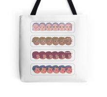 Girls' make-up secrets Tote Bag