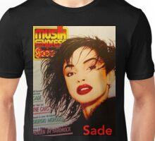 Sade's Musik Unisex T-Shirt
