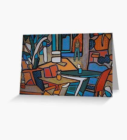 Urban Culture - Take A Seat Greeting Card