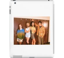 Buffy Season One Cast iPad Case/Skin