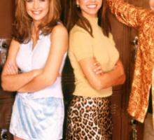Buffy Season One Cast Sticker