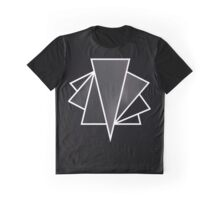 Triangle Graphic Art Graphic T-Shirt