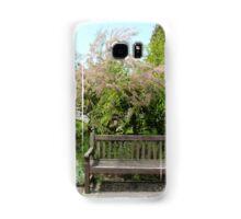 A Quiet Bench Samsung Galaxy Case/Skin