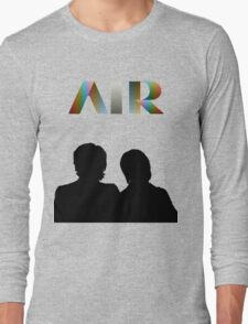 Air - French Band - Talkie Walkie Long Sleeve T-Shirt