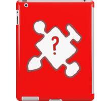 ??? tee iPad Case/Skin