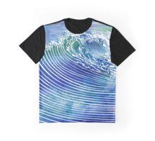 Atlantic Waves Graphic T-Shirt