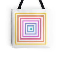 Lularoe Square Rainbow Tote Bag