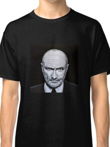 Phil Collins painting Classic T-Shirt