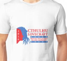 Vote for Cthulhu Unisex T-Shirt