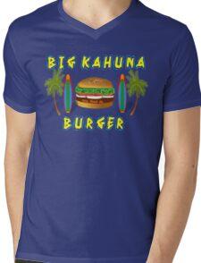 Pulp Fiction - Big Kahuna Burger Mens V-Neck T-Shirt