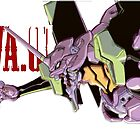 Eva unit 01  by Nomad56641