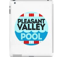 Pleasant Valley Pool Geofilter iPad Case/Skin