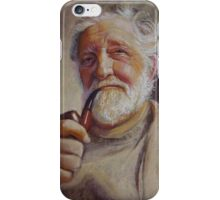 Portrait of Ray iPhone Case/Skin