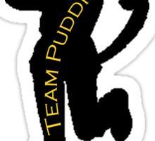 Team Pudding Sticker