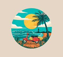 the beach Unisex T-Shirt