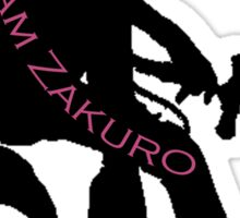 Team Zakuro Sticker