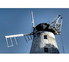 Fulwell Windmill #2 Photographic Print
