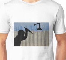 Psycho Alfred Hitchcock Movie Scene Shower Impression Unisex T-Shirt