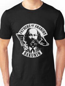 Fathers of Anarchy - Mikhail Bakunin Unisex T-Shirt
